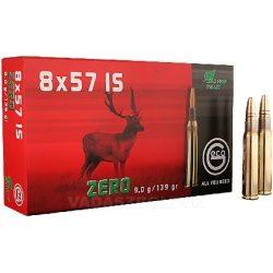 Geco 8x57JS Zero 9,0gr 2318947 Golyós Lőszer