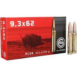 Geco 9,3x62 16,5g Plus 2317848 Golyós Lőszer