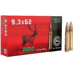 Geco 9,3x62 Zero 11,9gr 2318950 Golyós Lőszer