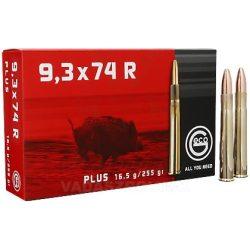 Geco 9,3x74R 18,5g Plus 2317944 Golyós Lőszer