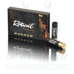 RWS 20/76 Magnum 2,7mm 2316797 Sörétes Lőszer