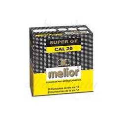 Melior 20/70, 2,37mm 28g Trap No 7,5 Sörétes Lőszer
