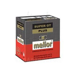 Melior 12/70 2,37mm Trap 28g PLUS No 7,5
