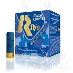 Rio Game Load 32g 12/70 No-3- 3,5mm Sörétes Lőszer