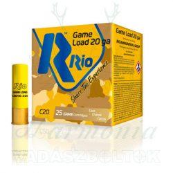 Rio Game Load 28g 20/70  No-5- 3,0mm Sörétes Lőszer