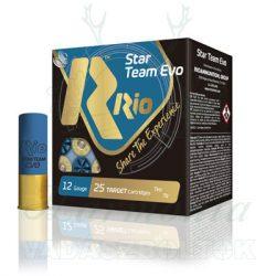 Rio Star Team 28g 12/70  No-7,5- 2,37mm Sörétes Lőszer