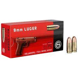 Geco 9 Luger 8,0g FMJ 2318100