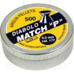 Kovohute 4,5 Match P 500/dob