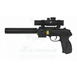 Gamo PT-85 Tact.Blowback légpisztoly 4,5mm