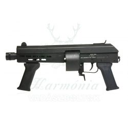 Kese HDM fekete fém puska