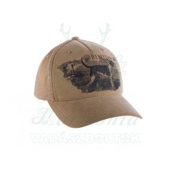 Beretta Hunting Dog Sapka drap színű BC680