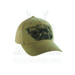 Beretta Hunting Dog Sapka zöld színű BC680