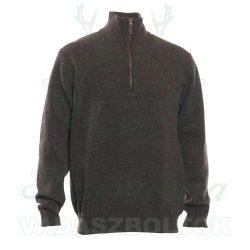 Hastings pulóver zip 8842/T383 DH -XL-