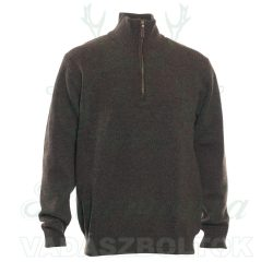 Hastings pulóver zip 8842/T383 DH -2XL-