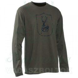 Deer Logos polo hosszú ujjú 8949/378DH-M-