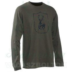 Deer Logos polo hosszú ujjú 8949/378DH-XL-