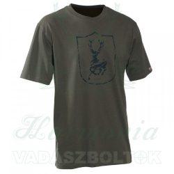 Deer Logos polo rövid ujjú 8948/378DH-4XL-