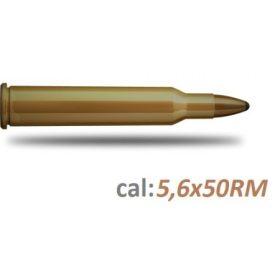 5,6x50RM Lőszerek
