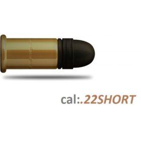 .22SHORT Lőszerek