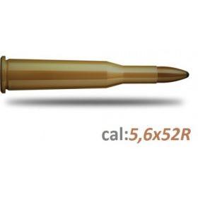 5,6x52R Lőszerek