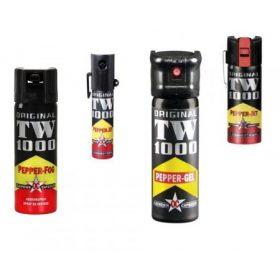 Önvédelmi Gázspray-k