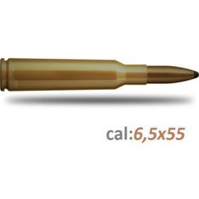 6,5x55 Lőszerek