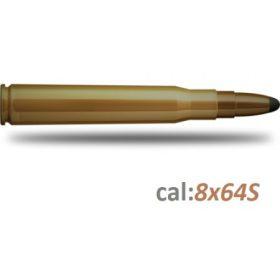 8x64S Lőszerek