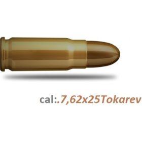 7,62x25 TOKAREV Lőszerek