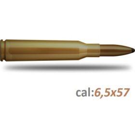 6,5x57 Lőszerek