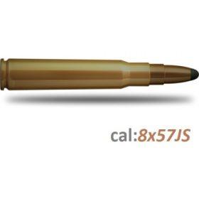 8x57JS Lőszerek